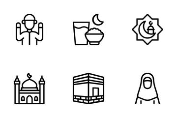 Ramadan Kareem Icon Pack