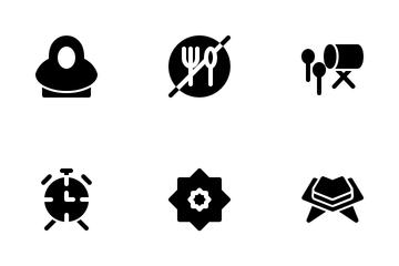 Ramadan (Solid) Icon Pack