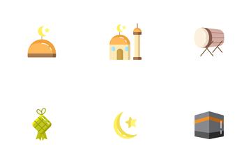 Ramadhan Kareem Fasting Icon Pack