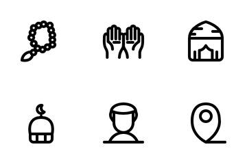 Ramadhan Vol1 Icon Pack