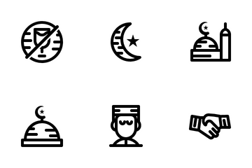 Ramadhan Vol2 Icon Pack