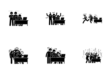 Reaction Group Icon Pack