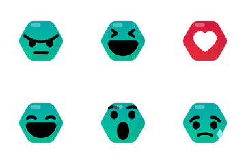 Reactions Icon Pack