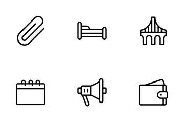 Real Assets Icon Pack