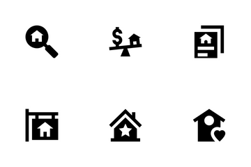 Real Estate Vol 1 Icon Pack