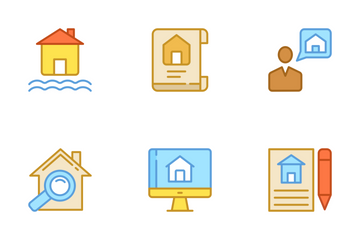 Real Estate Vol 2 Icon Pack