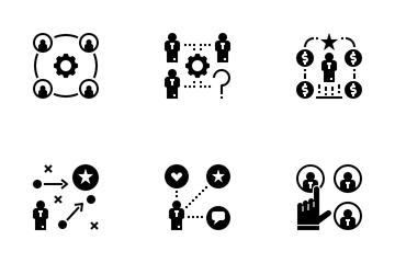 Recruitment Icon Pack