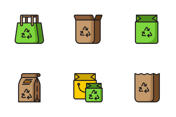 Recycle Icon Pack