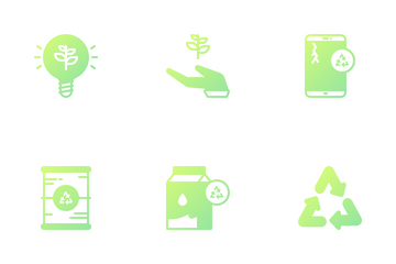 Recycling Icon Pack
