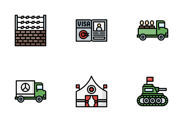 Refugee Icon Pack