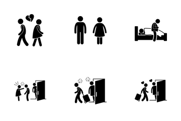 Relationship Icon Pack