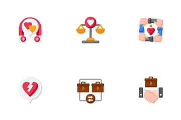Relationships Icon Pack