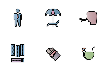 Relax Icon Pack