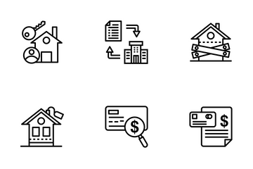 Rental Property Icon Pack
