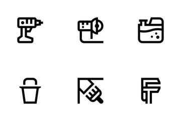 Repairing Tools Icon Pack