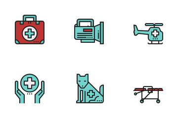 Rescue  Icon Pack