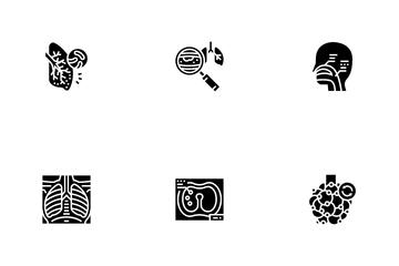 Respiratory Disease Icon Pack