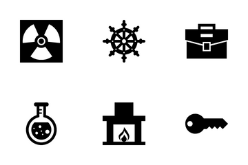 Responsive User Interface Icon Pack