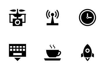 Responsive User Interface/UI Icons Icon Pack
