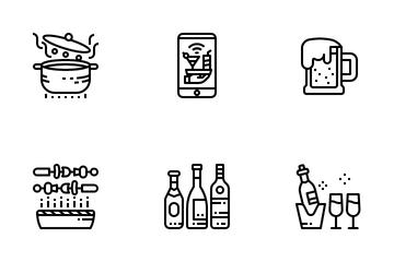 Restaurant Icon Pack