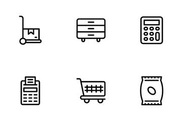 Retail Vol 1 Icon Pack