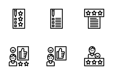 Reviewer Icon Pack