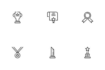 Reward And Award Icon Pack