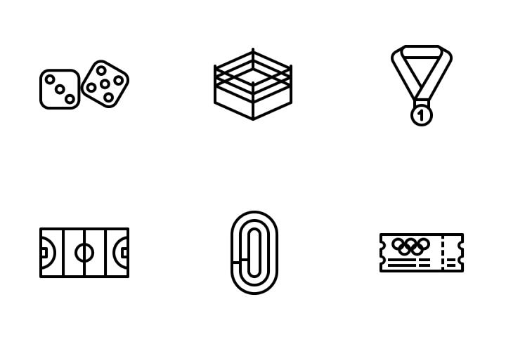 Rio Olympics Icon Pack