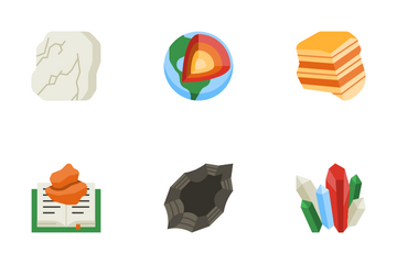 Rock Day Icon Pack