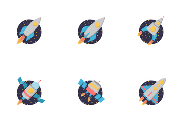 Rockets Icon Pack