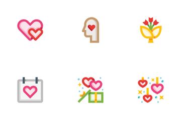 Romance Icon Pack