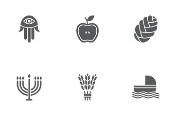 Rosh Hashanah Icon Pack