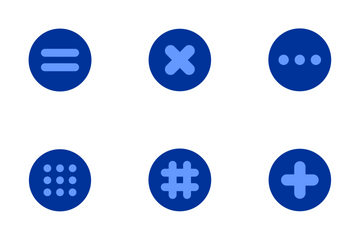 Rounded UI Elements  Icon Pack