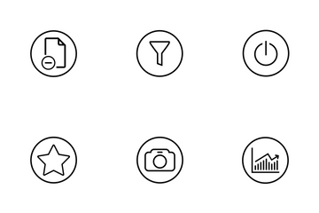 Rounded Web Icons Icon Pack