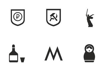 Russian Symbols  Icon Pack