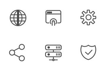 SaaS Icons Icon Pack