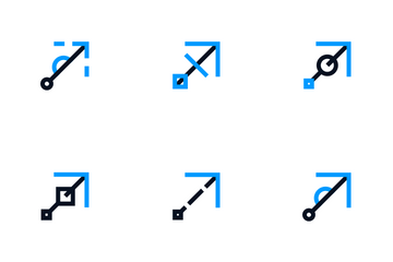Sacred Arrow Icon Pack