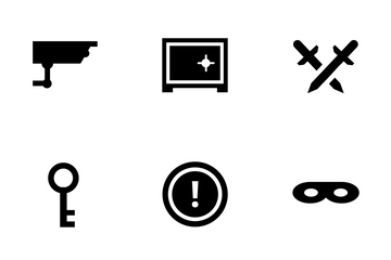 Safety Elements  Icon Pack