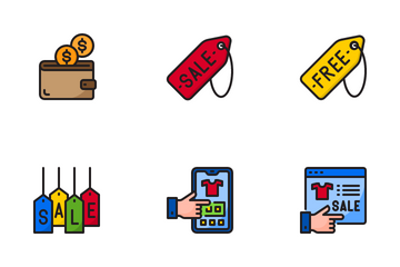 Sale Icon Pack