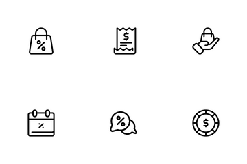Sales Icon Pack