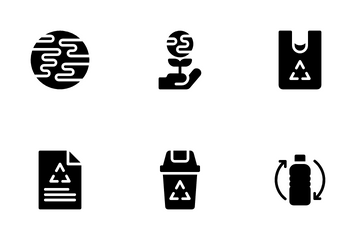 Save Earth Icon Pack