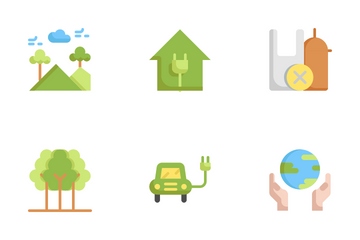 Save The World Icon Pack