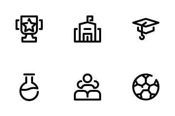 School Icon Pack