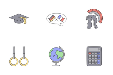 School Icon Pack