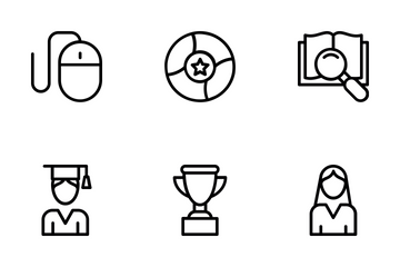School And Education 3 Icon Pack
