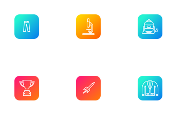 School And Education Vol 1 Icon Pack