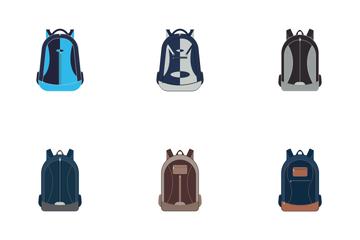 School Bag Vol 1 Icon Pack