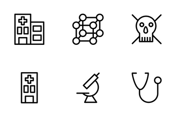 Science And Medical Icon Pack