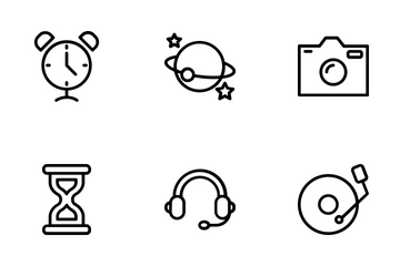 Science And Technology 3 Icon Pack