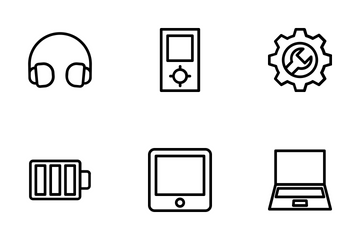 Science And Technology 4 Icon Pack